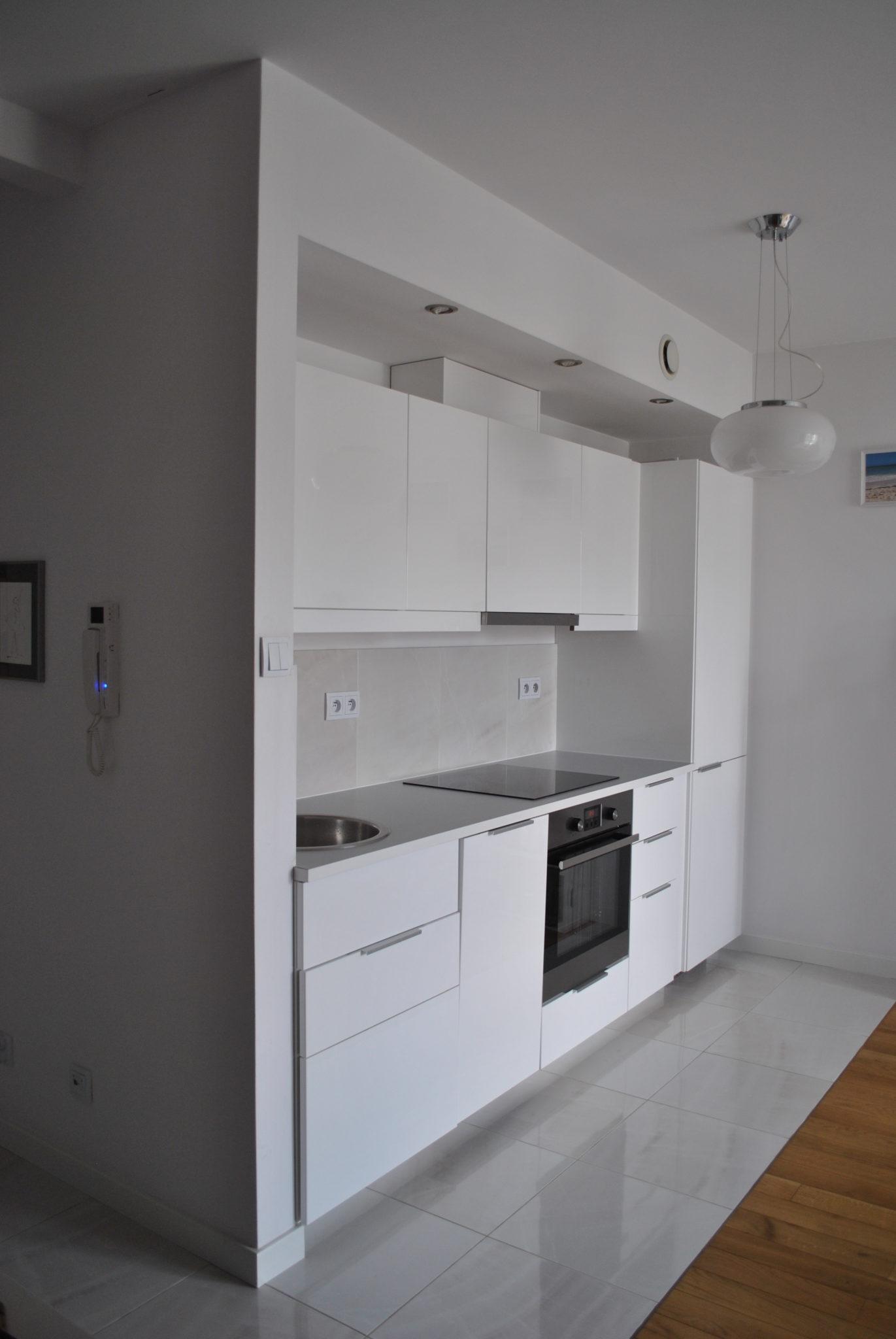 Projekt Wnętrz Mieszkania 38mkw Ah Architekci